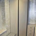 Фото углового шкафа для балкона