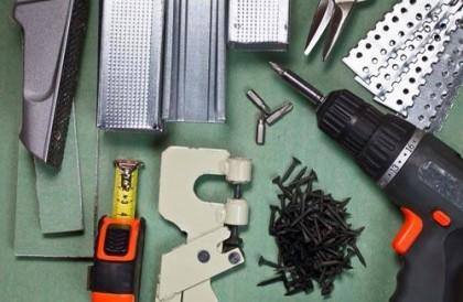 Фото инструмента и материала