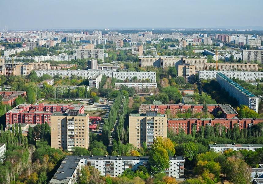 Вид Тольятти