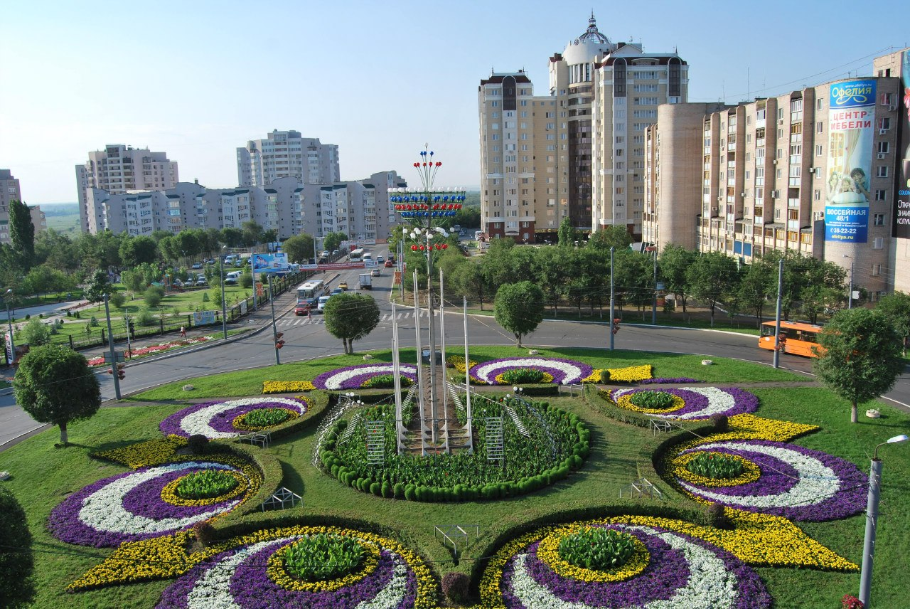 Панорама Оренбурга
