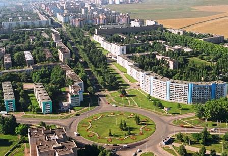 Панорама Стерлитамака