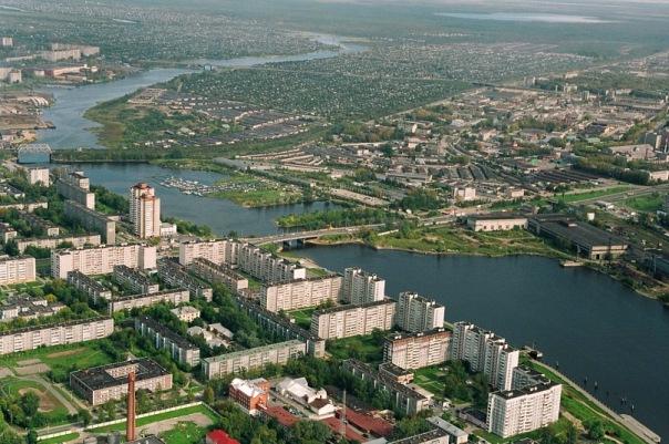 Панорама Череповца