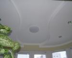 Потолок из гипсокартона-3