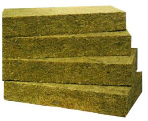 Каменная вата (внешний вид)