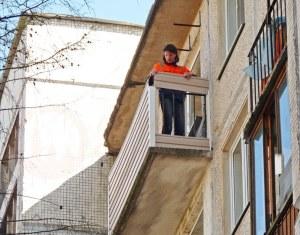 Наружная отделка балкона сайдингом самостоятельно