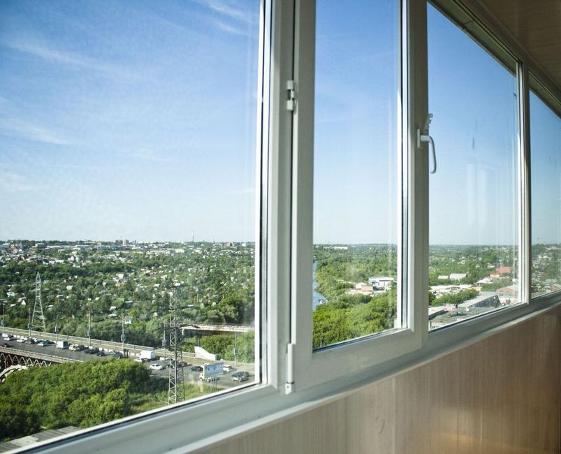 Окна для 6 метровой лоджии