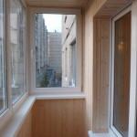 Чем и как отделать балкон изнутри