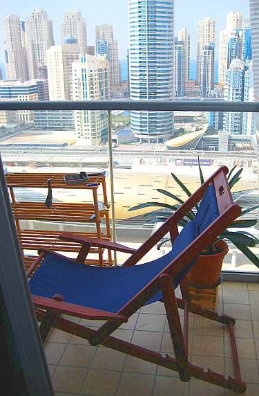 Фото раскладного кресла на балкон