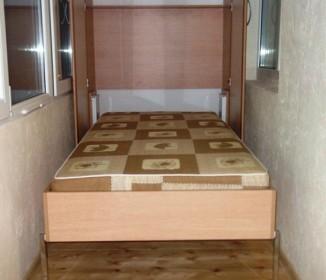 Фото откидной кровати