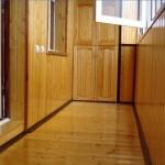 Защитные покрытия для вагонки на балкон