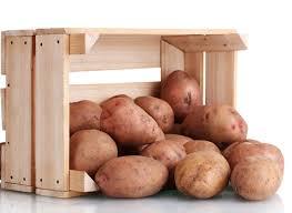 Фото тары для картофеля