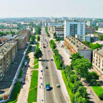 В городе Брянск