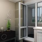 Балконные двери: регулируем самостоятельно