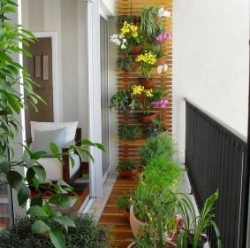 Обустройство зимнего сада на балконе и в лоджии