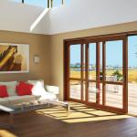 Балконные раздвижные двери: особенности, материалы, монтаж
